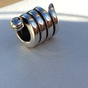 Pandora sterling silver snake 925 ALE
